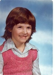 Elem School pic of Judy